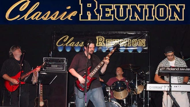 Classic Reunion performs its final show Friday night at Cartoons. There is a cover charge.