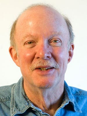 Harold Morgan, columnist.