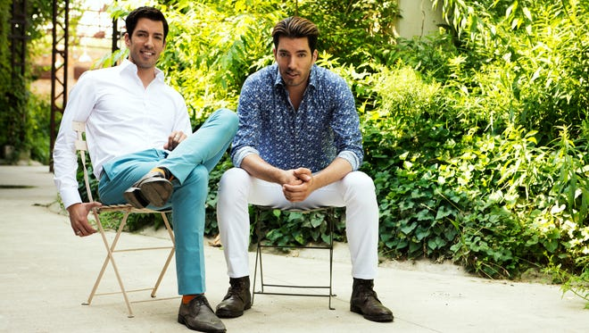 """Property Brothers"" stars Drew, left, and Jonathan Scott are headed to York Sunday, Nov. 20 for an appearance at The Pullo Center."