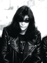 Jeffrey Hyman, better known as Joey Ramone of The Ramones,