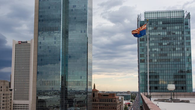 Arizona's commercial real-estate industry remains in an expansion cycle, helped by a steady economy and few signs of overbuilding.