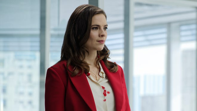 Hayley Atwell stars in ABC's 'Conviction.'