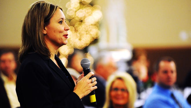 State Sen. Deb Peters is one of the examples of a female politician making an impact on the state scene.