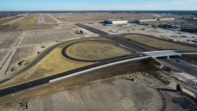 The American Center for Mobility, a federally designated proving ground for autonomous and connected vehicles at Willow Run in Ypsilanti, is officially open for testing in December 2017.