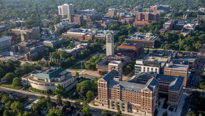 The University of Michigan in Ann Arbor fired Dr. Mark Hoeltzel in December 2017 after learning of a state licensing board investigation into alleged sexual misconduct involving a patient. The state suspended Hoeltzel's license later in December.