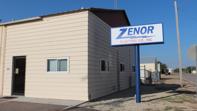 In 1998, Zenor Electric moved to its current location at 1203 W 4th in Hutchinson.