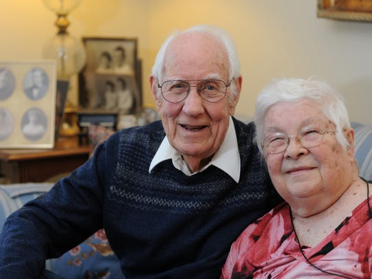 Paul and Lois Hough recently celebrated their 71st