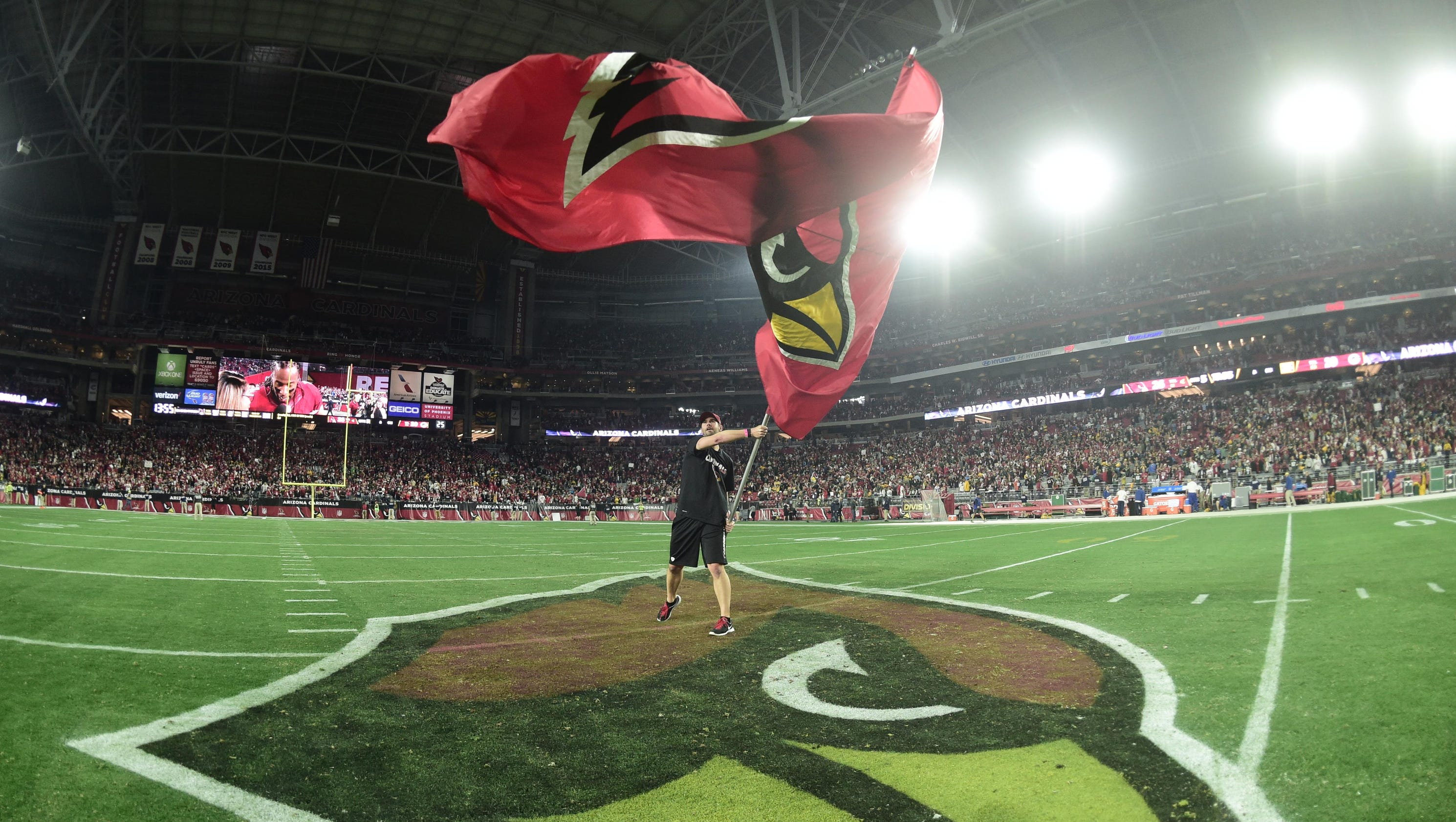Arizona Cardinals Announce Preseason Kickoff Times