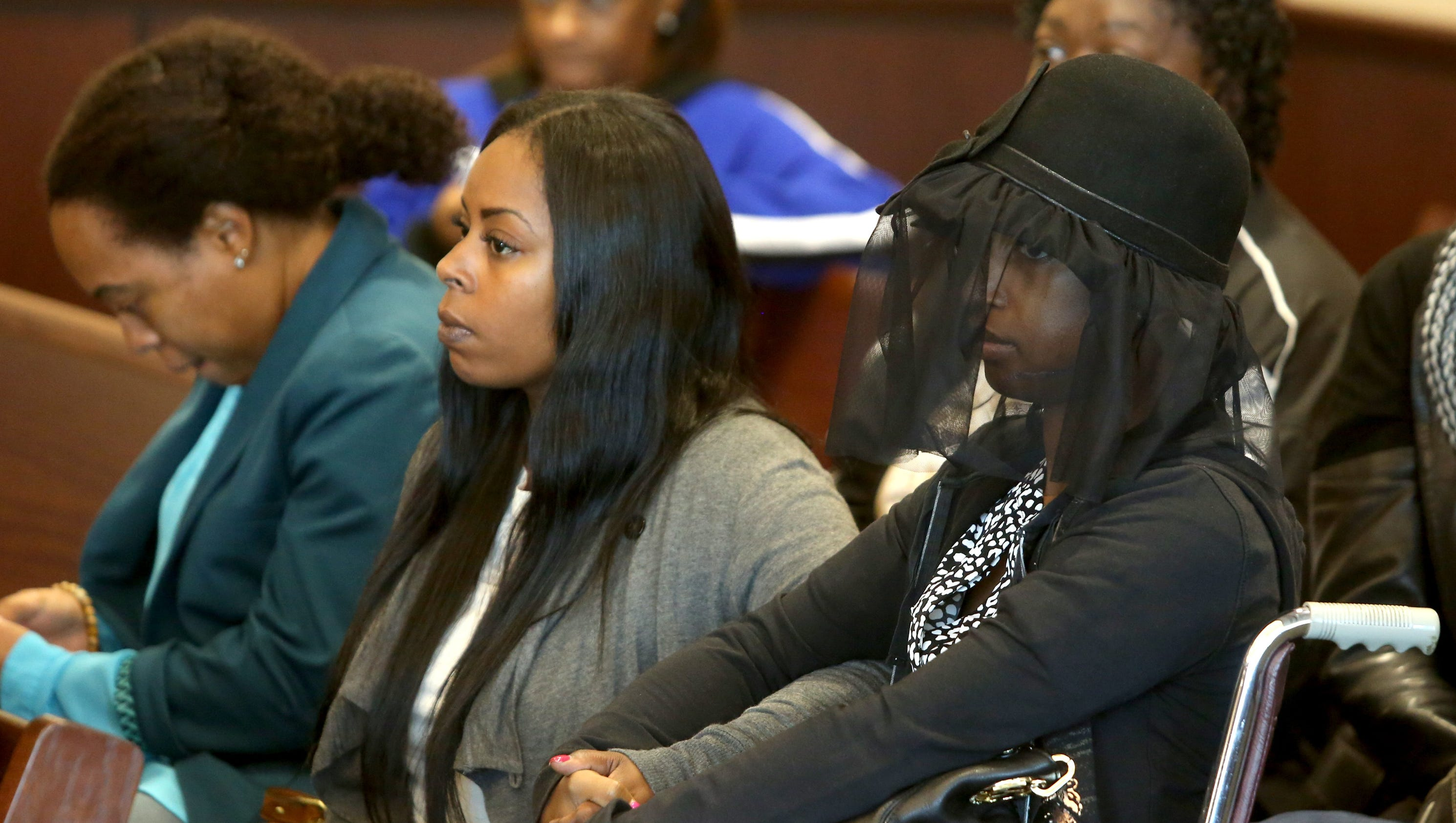 wife attends hearing for man accused of killing 4 kids