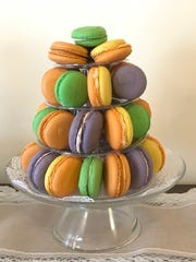 Sweet Sammie Jane's is known for its creative macaron