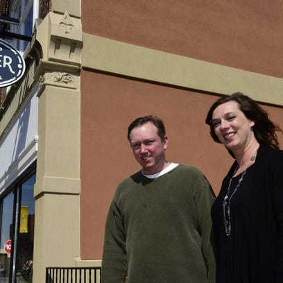 Steve and Jaime Polter opened up Polter Real Estate