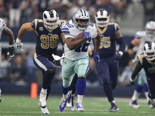 USP NFL: LOS ANGELES RAMS AT DALLAS COWBOYS S FBN DAL LAR USA TX
