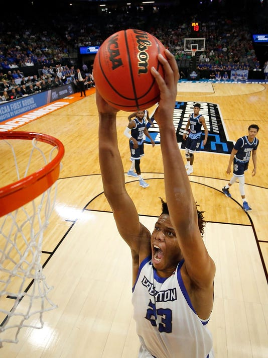 NCAA Basketball Tournament - First Round - Sacramento