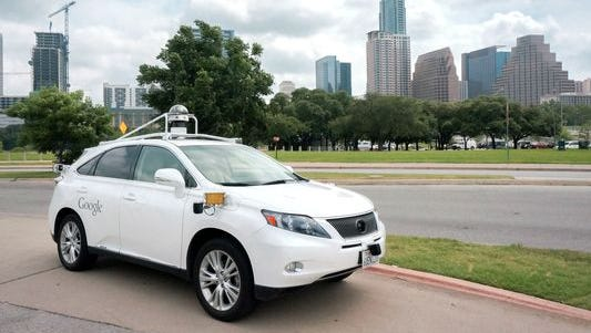 Google's 6-year-old self-driving car project now has test vehicles circulating in Austin, as well as its hometown of Mountain View, Calif.