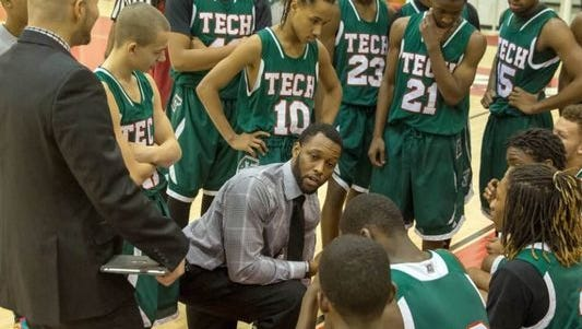 Keith Dabney was 5-17 in one season at Tech.