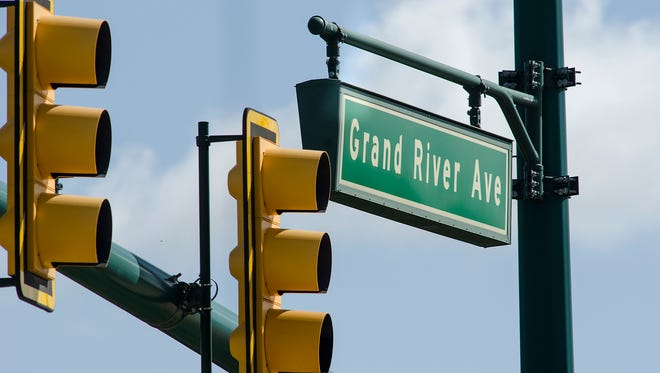 Local government looks at fixes for busy Grand River Avenue.