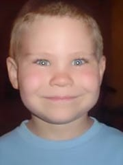 Andrew Burd, 4, of Corpus Christi, Texas, died in 2006,
