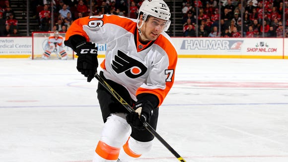 Chris VandeVelde was suspended two games by the NHL Friday.