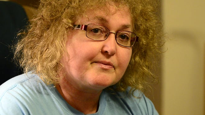 Cindy Weller of Clyde has watched her son struggle with heroin addiction, and saved him from dying during an overdose.