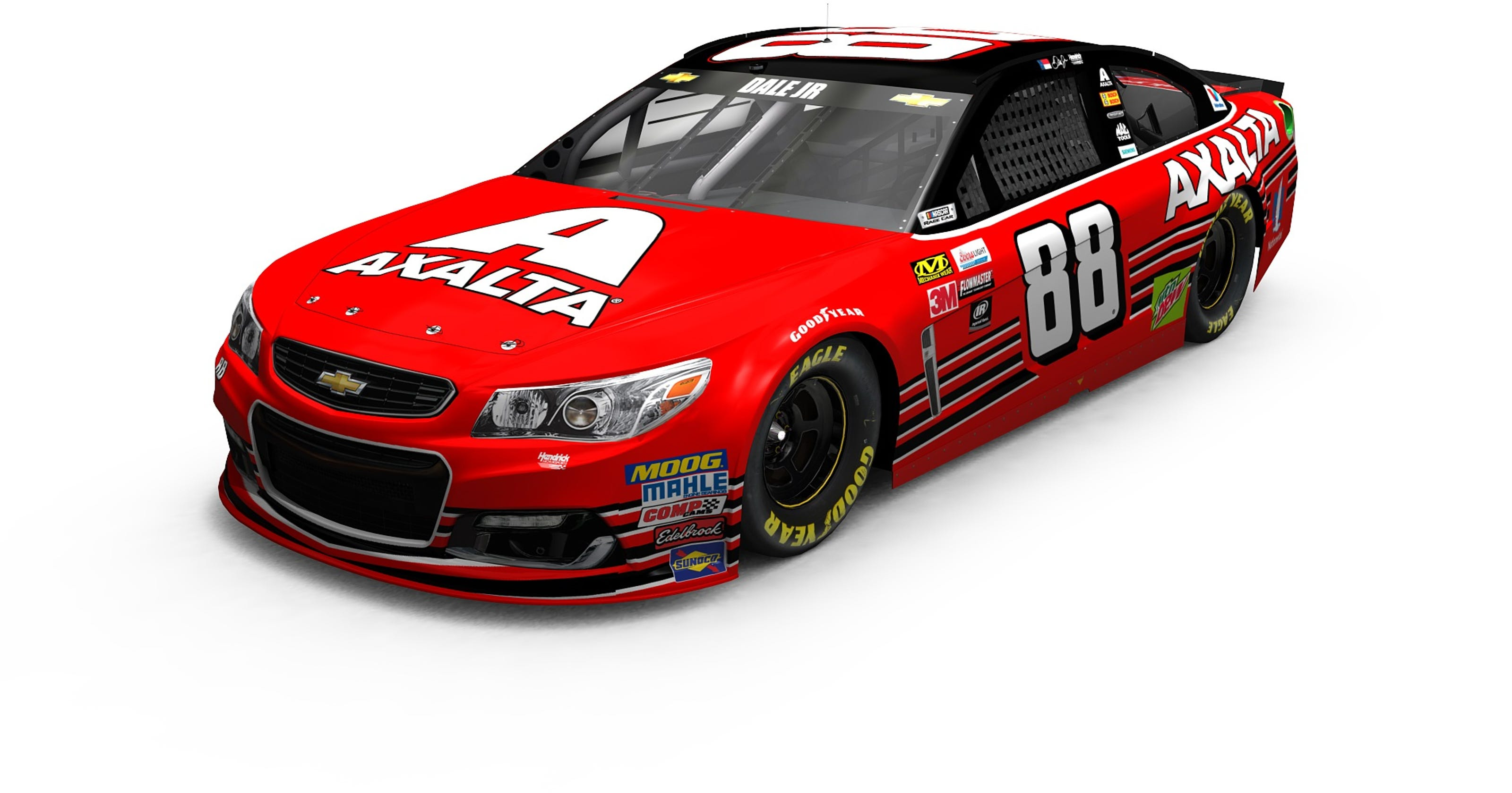 1080 Best Images About Nascar And Dale Jr On Pinterest: Dale Earnhardt Jr. Unveils Special Paint Scheme For Final