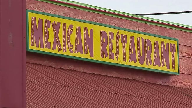 This Bravo's restaurant was one of three Mexican restaurants in Plainfield that were aided by U.S. immigration officials on Tuesday, April 24, 2018.