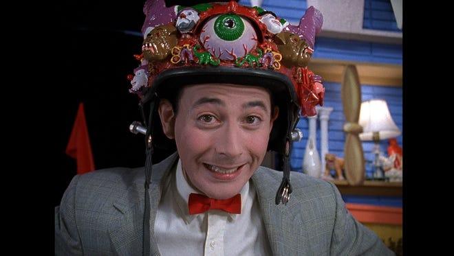 Pee-wee Herman (Paul Reubens) in 'Pee-wee's Playhouse'