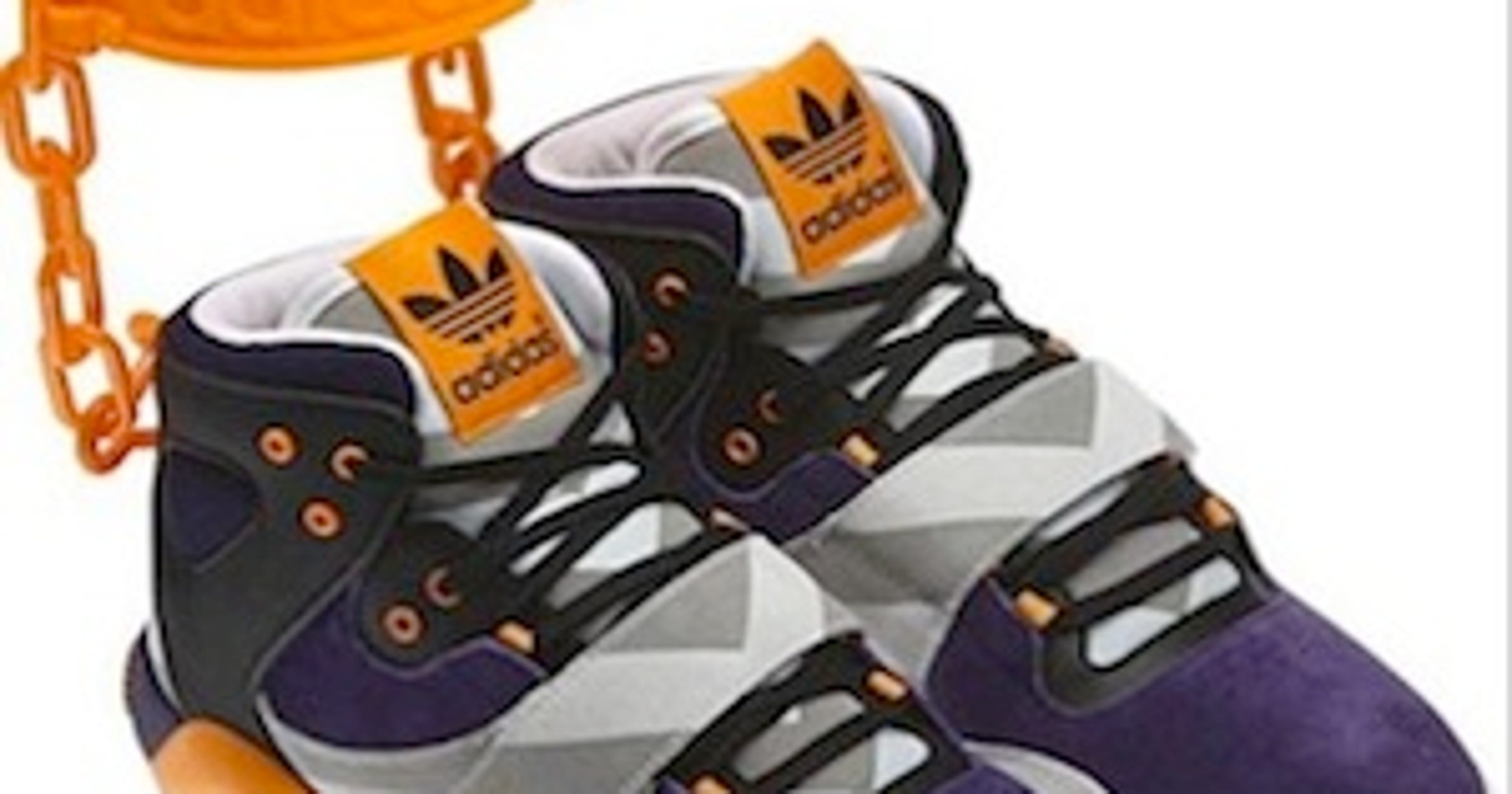 sports shoes b84d6 90e9e Adidas steps on public s toes with new  shackle shoes