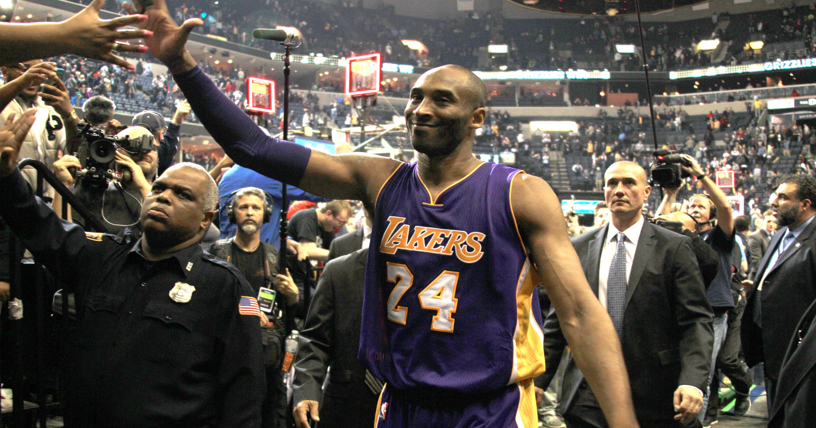 Kobe Bryant's stunning death shows his influence was felt ...