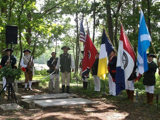 The Tennessee Society of the Sons of the American Revolution