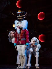"""After a decade at the Aronoff, Cincinnati Ballet's production of """"Frisch's Big Boy Presents The Nutcracker"""" will head to Music Hall."""