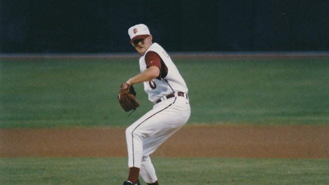 FSU starting pitcher Chris Chavez tossed a no-hitter in 1998 against Charleston Southern.