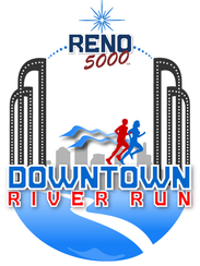 The Downtown River Run is Sunday in downtown Reno.