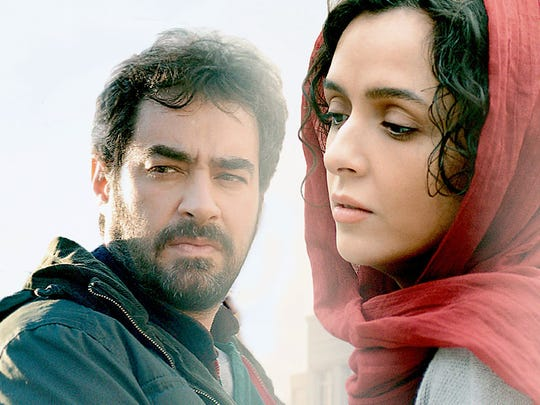 """Nominated for the Best Foreign Language Film Oscar, """"The Salesman"""" depicts the relationship of two actors in Tehran."""