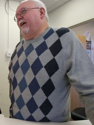 """Louis """"Butch"""" Babcock has lost his lawsuit seeking to block his ouster as Rockland's GOP election commissioner."""