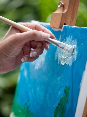 Art therapy is not just for people who are mentally ill, but also for children, adolescents and adults who are struggling with personal issues or simply in search of personal growth.