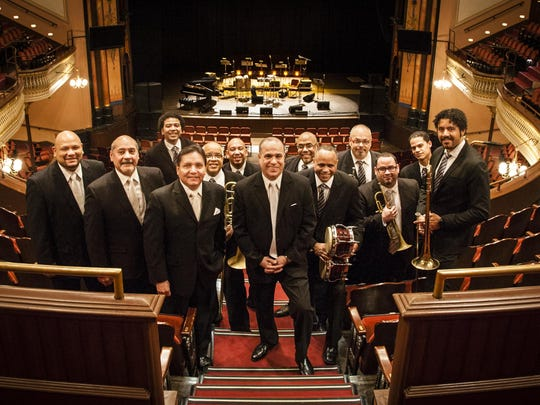 The Spanish Harlem Orchestra performs Saturday at the