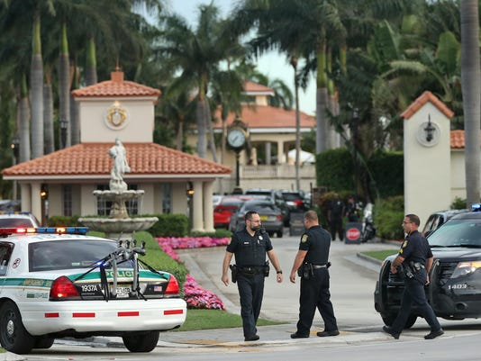 Man arrested after shots fired at Trump resort in Doral