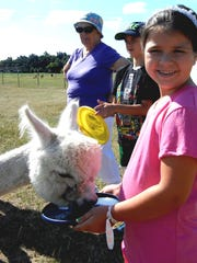 LondonDairy Alpacas will host a National Alpaca Days event Saturday and Sunday in Two Rivers.