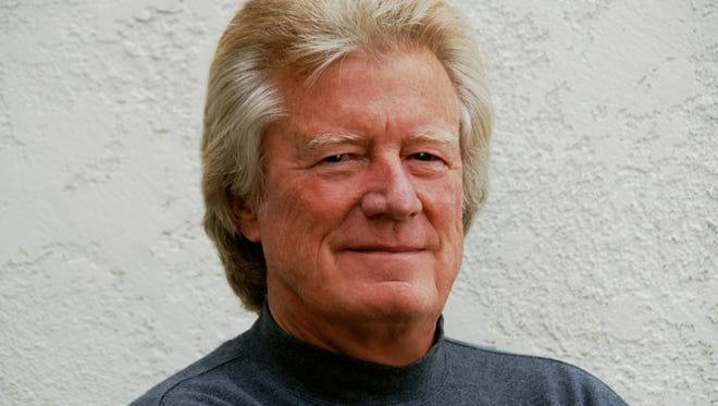 Dean Torrence of Jan & Dean, an early 1960s surf music group.