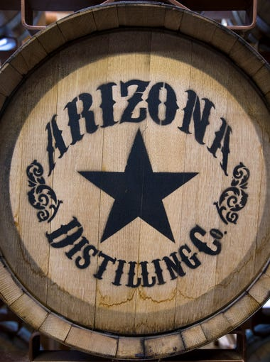 Among the first craft distilleries in the state, Arizona