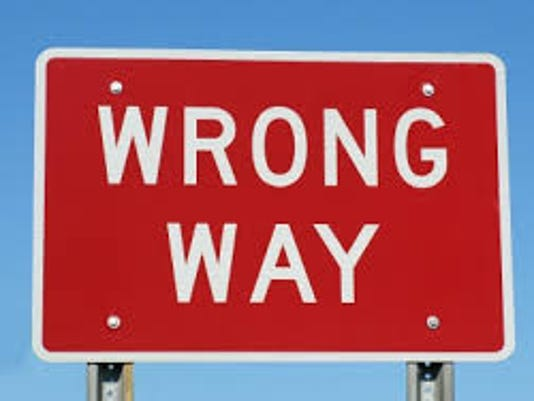 michigan state police mdot target wrong way drivers