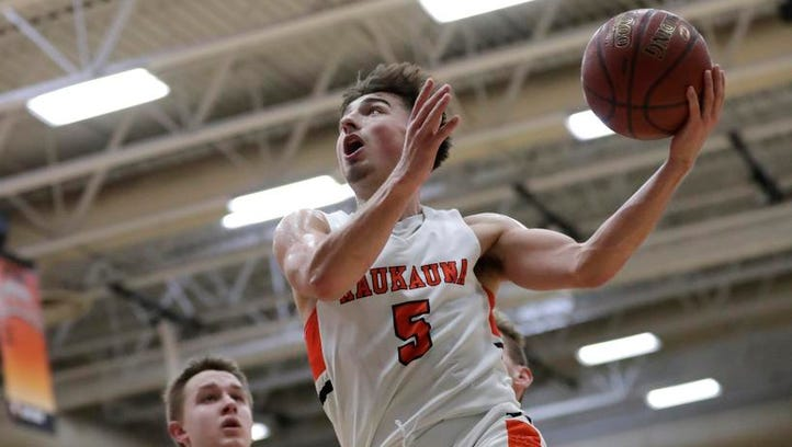 Replay: Kaukauna tops Kimberly in K-Town rematch