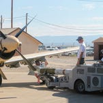 Air Force conducts light attack experiment at Holloman