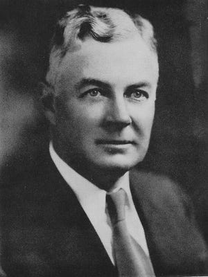 """""""Major"""" Richard Watson was a successful attorney, farmer, and mayor whose name is remembered in the Watson's Orchard sub-division off Pelham Road."""