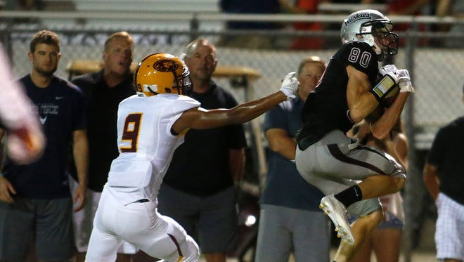 With some schools on fall break, Richard Obert passes out his mid-season high school football awards, looking at the top coaching jobs, performances and more.