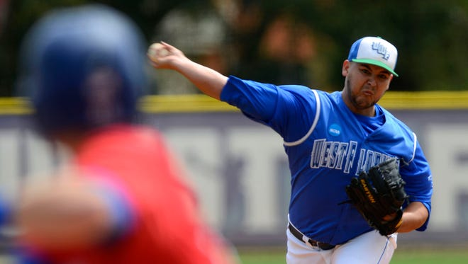 Tate High grad JT Granat led UWF to a crucial series-clinching win Sunday at Delta State and has been the Argos top starter in recent weekends.