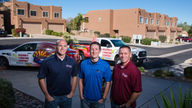 Arizona Painting Company was the first painting company to offer actual printed estimates for customers, eliminating the need to email or fax them to a customer at a later time.