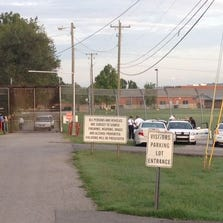 Thirty-two teens escaped from the Woodland Hills Youth Development Center in Bordeaux around 11 p.m. Monday, right after the 10:30 shift change. Seventeen teens were still at large at 5:45 a.m. Monday.