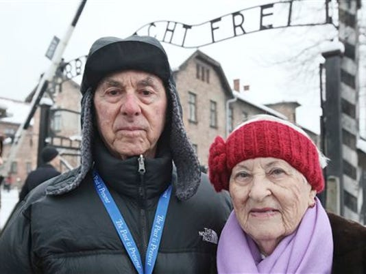 Poland Auschwitz Survivors
