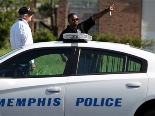 Memphis Officer Killed